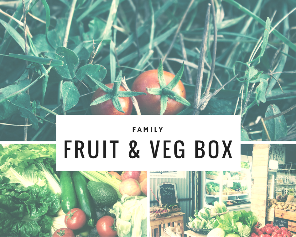 Fresh Food Delivery Boxes Perth
